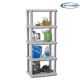 Suncast CS500G 5-Tier Plastic Shelf Unit